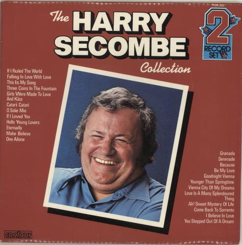 HARRY SECOMBE - The Harry Secombe Collection - Maxi 33T
