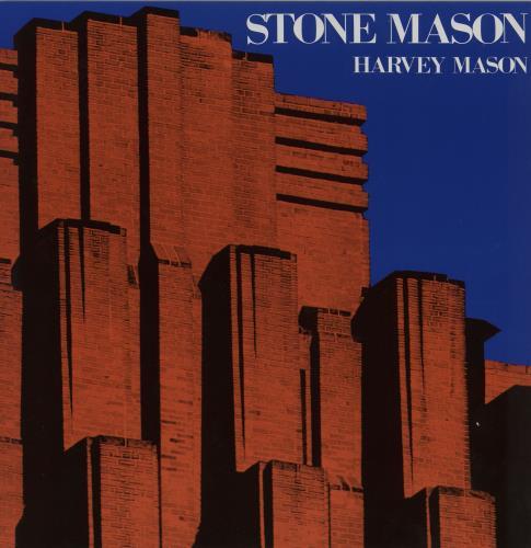 MASON, HARVEY - Stone Mason - Maxi 33T