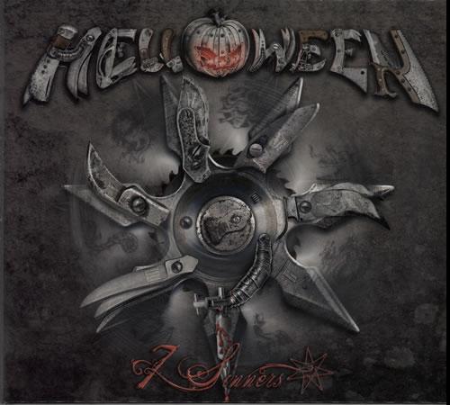Helloween 7 Sinners - Deluxe Edition