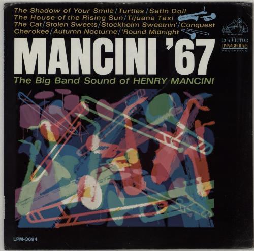 MANCINI, HENRY - Mancini '67 - Maxi 33T