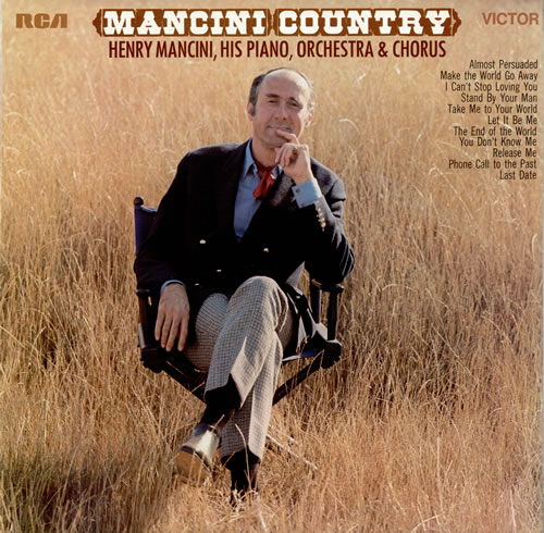 MANCINI, HENRY - Mancini Country - Maxi 33T