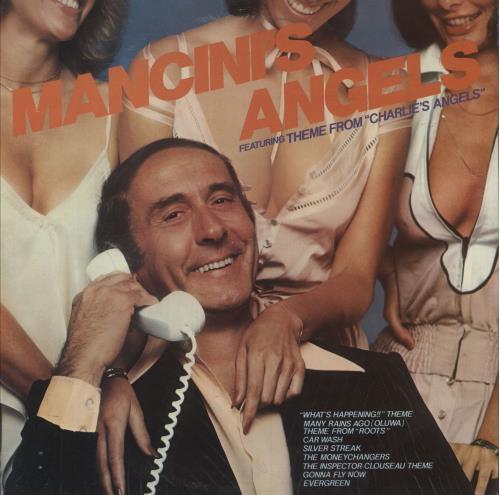 MANCINI, HENRY - Mancini's Angels - 12 inch 33 rpm