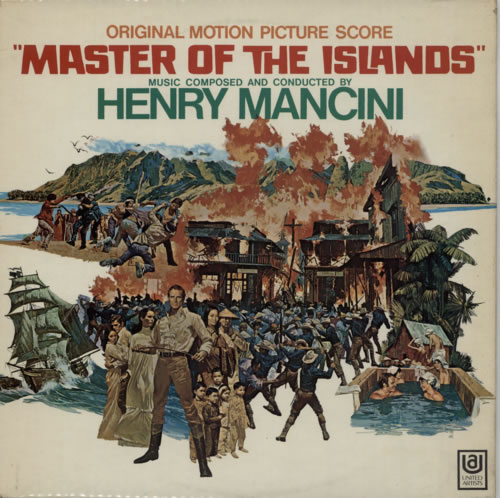 MANCINI, HENRY - Master Of The Islands - Maxi 33T