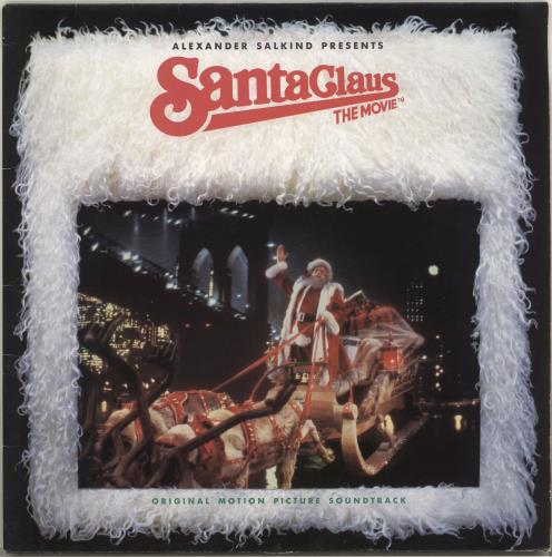 MANCINI, HENRY - Santa Claus The Movie - Maxi 33T