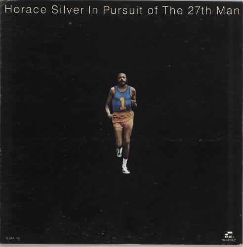 SILVER, HORACE - In Pursuit Of The 27th Man - 1st - 12 inch 33 rpm