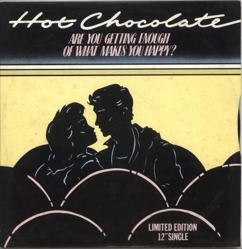 Hot Chocolate Are You Getting Enough Of What Makes You Happy?
