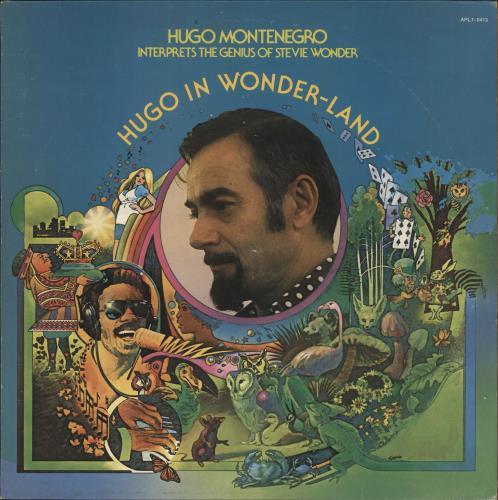 MONTENEGRO, HUGO - Hugo In Wonder-Land - 12 inch 33 rpm