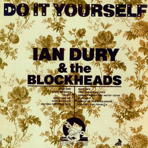 Ian dury do it yourself l44167 insert portugese vinyl lp record price info solutioingenieria Images