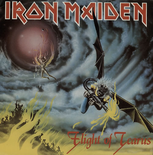 iron maiden flight of icarus - ex