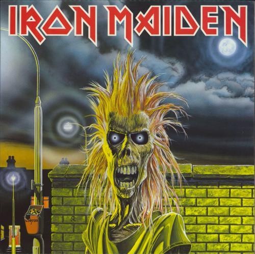 Iron Maiden Iron Maiden - 180gm