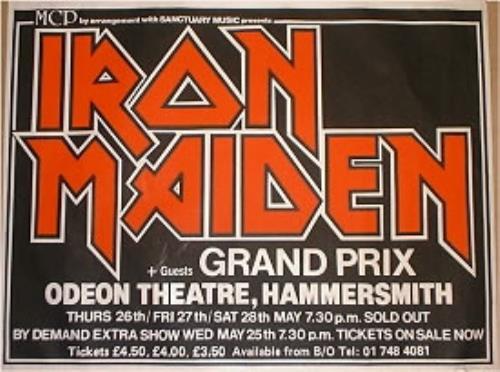 75 ESENCIALES DE LA NWOBHM vol.3: ANEXO - Página 10 Iron+Maiden+Odeon+Theatre+Hammersmith+1983-176117