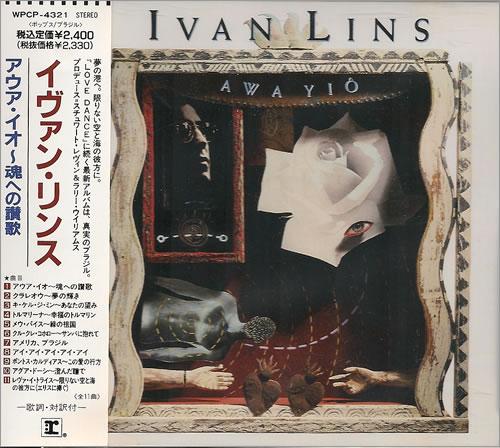 LIN, IVAN - Awa Yio - CD