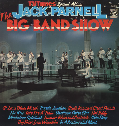 PARNELL, JACK - The Big Band Show - Maxi 33T