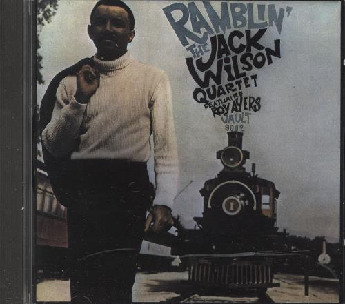 WILSON, JACK - Ramblin' - CD