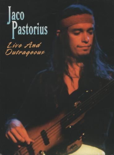 PASTORIUS, JACO - Live And Outrageous - DVD