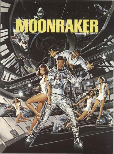 JAMES BOND - Moonraker - Others