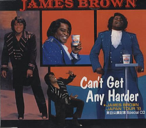 Brown, James Can't Get Any Harder
