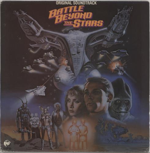 HORNER, JAMES - Battle Beyond The Stars - 12 inch 33 rpm