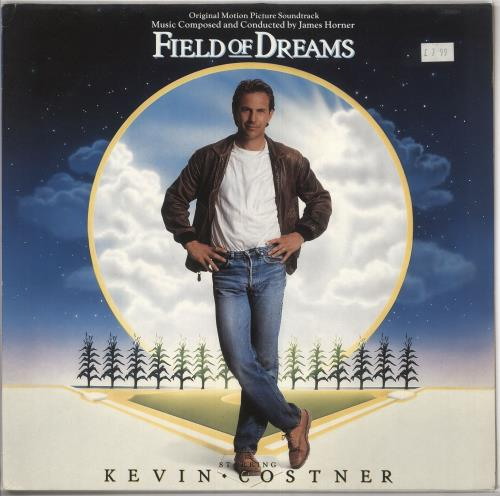 HORNER, JAMES - Field Of Dreams - 12 inch 33 rpm