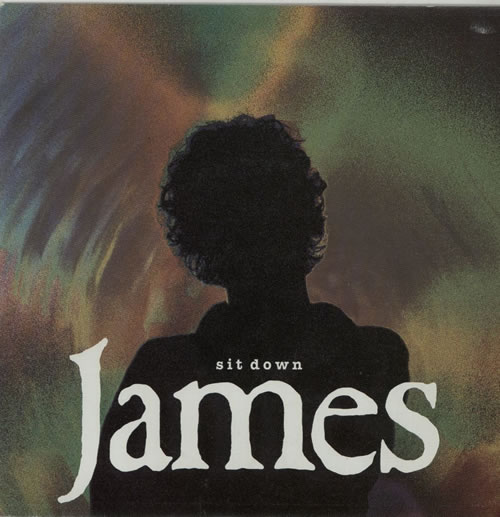 JAMES - Sit Down - Injection - 45T x 1
