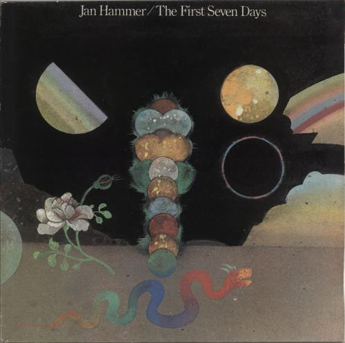 HAMMER, JAN - The First Seven Days - Maxi 33T