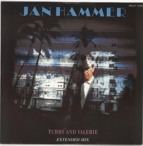 HAMMER, JAN - Tubbs And Valerie - Maxi 33T