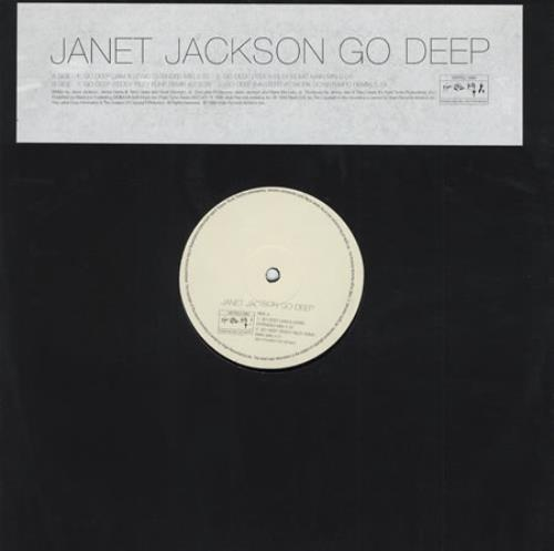 Janet Jackson - Go Deep (MAW Remixes)