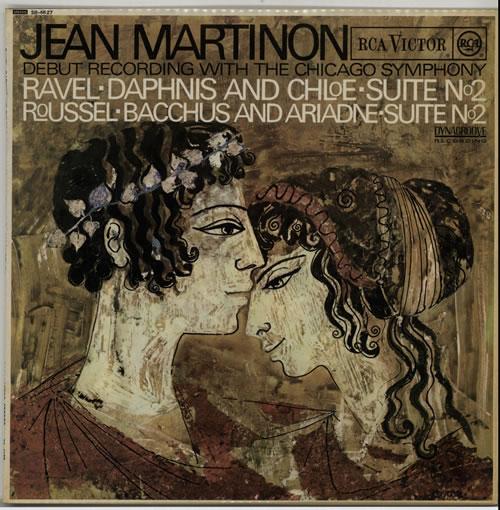 Jean+Martinon+Ravel+Daphnis+And+Chloe+Ro