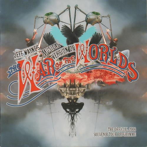Jeff Wayne War Of The Worlds Vinyl Records Lp Cd On
