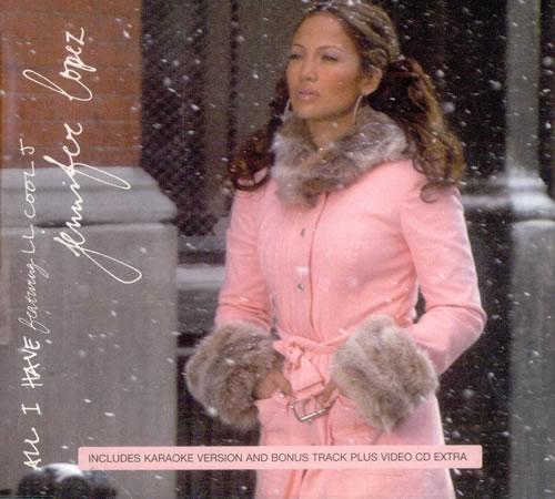 Jennifer Lopez All I Have Uk 5 Quot Cd Single 6736782 All I