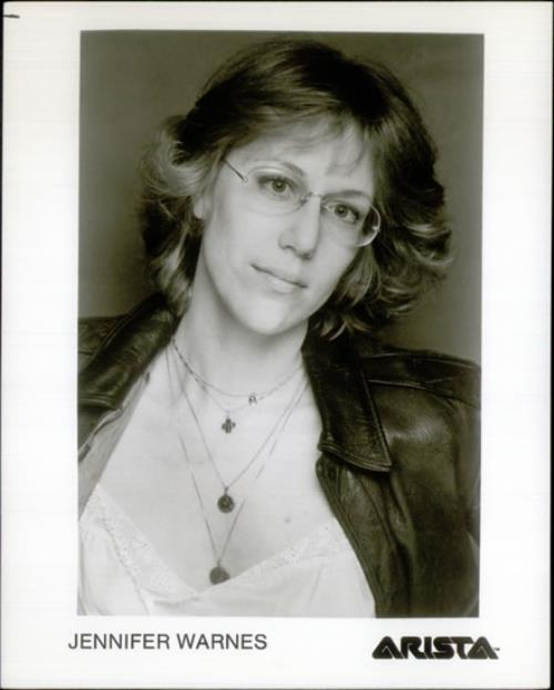 Jennifer Warnes Shot Through The Heart Usa Promo Press