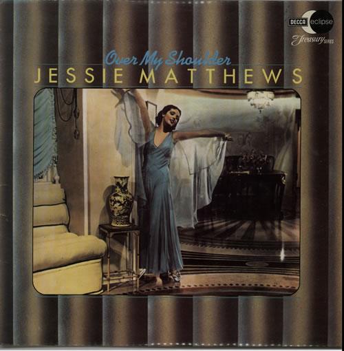 MATTHEWS, JESSIE - Over My Shoulder - 12 inch 33 rpm