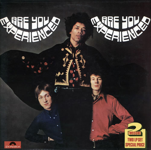 Hendrix, Jimi Are You Experienced / Axis Bold As Love