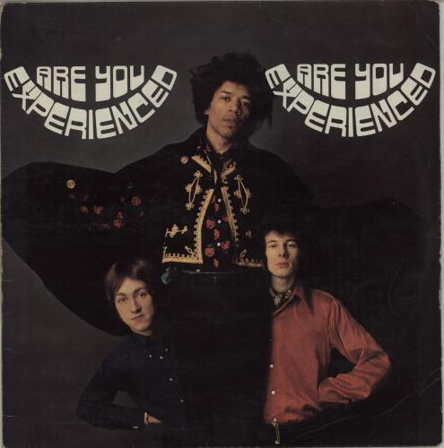 Hendrix, Jimi Are You Experienced - 1st - G