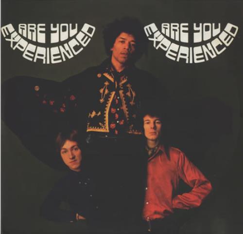 Hendrix, Jimi Are You Experienced - 180gm