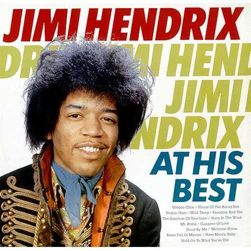 Hendrix, Jimi At His Best