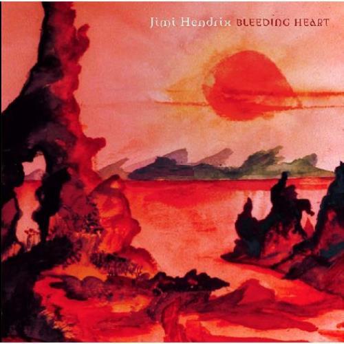 Hendrix, Jimi Bleeding Heart - Sealed