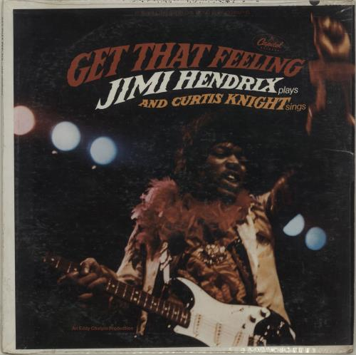Hendrix, Jimi Get That Feeling