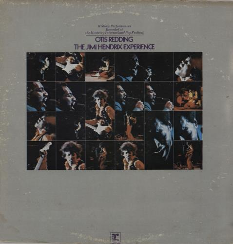 Hendrix, Jimi Historic Performances - 2nd - EX