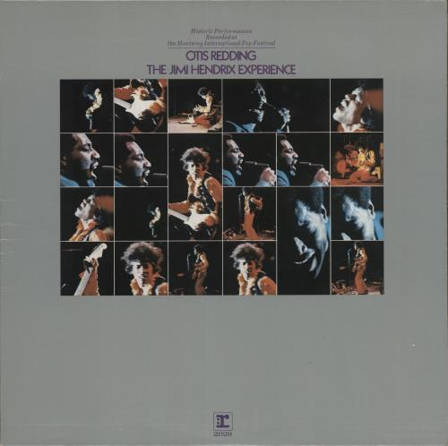 Hendrix, Jimi Historic Performances - 2nd