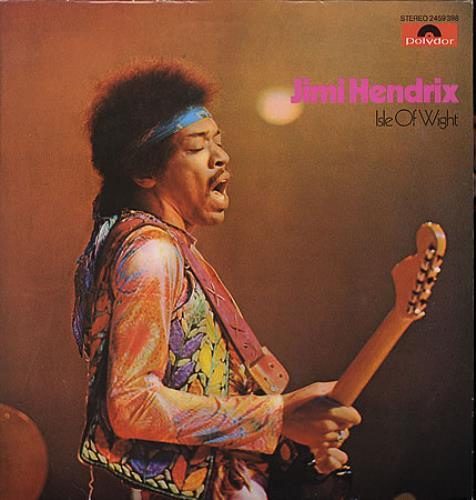 Hendrix, Jimi Isle Of Wight