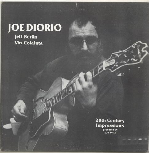 DIORIO, JOE - 20th Century Impressions - Maxi 33T