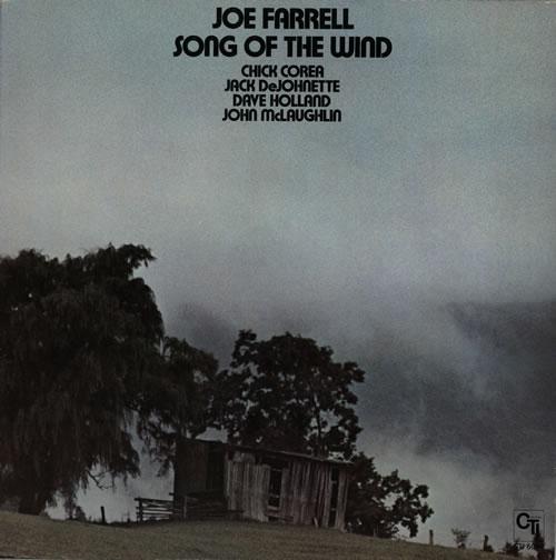 FARRELL, JOE - Song Of The Wind - Maxi 33T