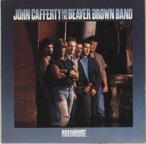 CAFFERTY, JOHN - Roadhouse - Maxi 33T
