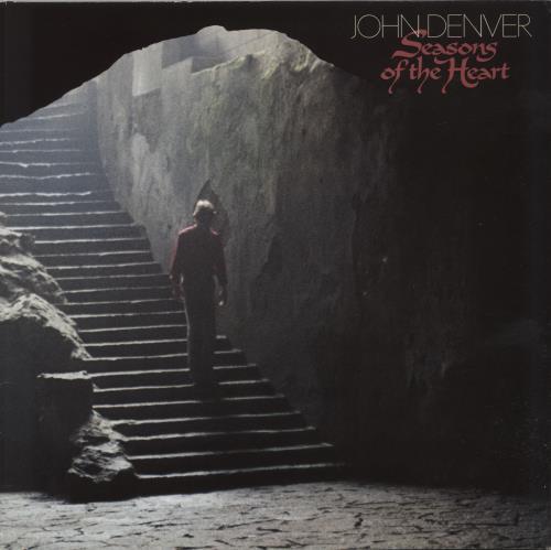 DENVER, JOHN - Seasons Of The Heart - Maxi 33T