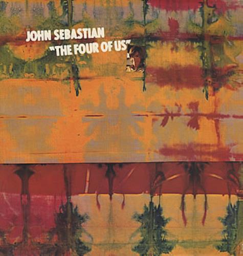 SEBASTIAN, JOHN - The Four Of Us - 12 inch 33 rpm