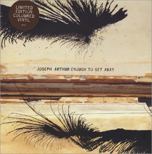 Joseph arthur enough to get away uk 7 vinyl record ja07v for 14th floor records
