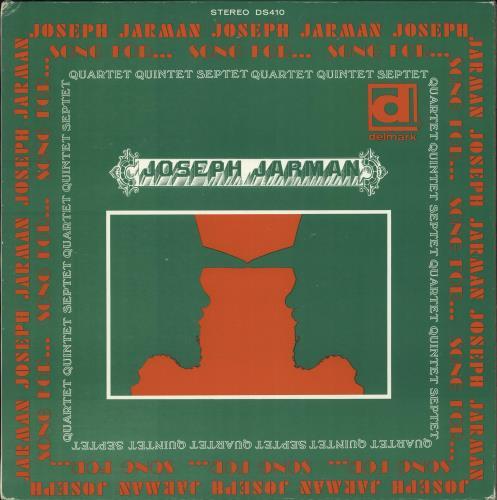 JARMAN, JOSEPH - Song For - Maxi 33T