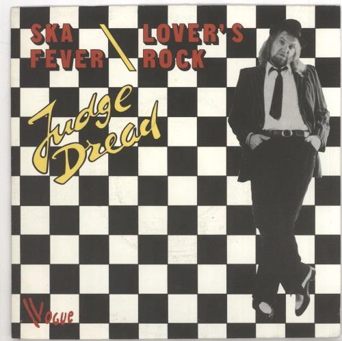 JUDGE DREAD - Lover's Rock - 45T x 1