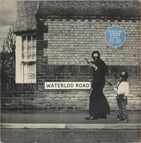JUGULAR VEIN - Waterloo Road - Maxi 33T